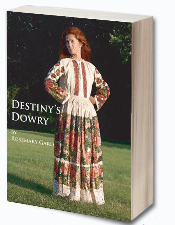 Destiny's Dowry Cover